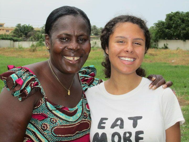 Ghana Eat More Kale