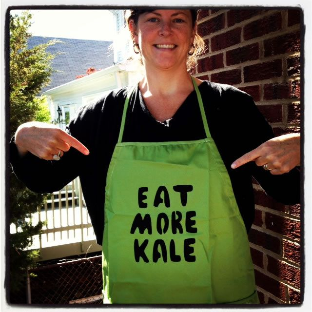 cookin with kale